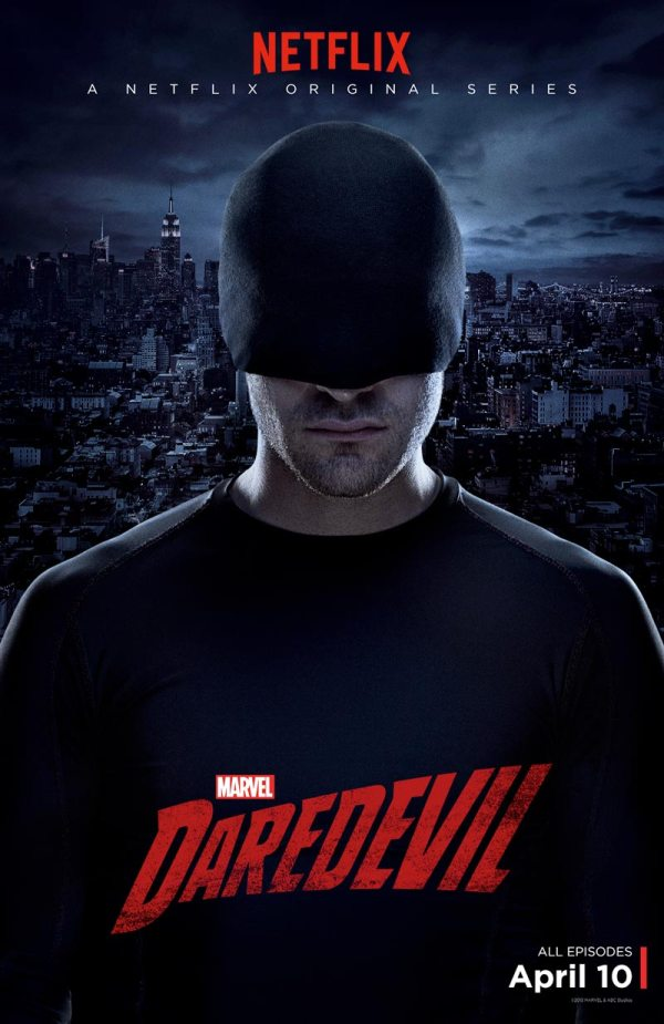 Marvel's Daredevil debuts on Netflix. #StreamTeam #Daredevil #Spon