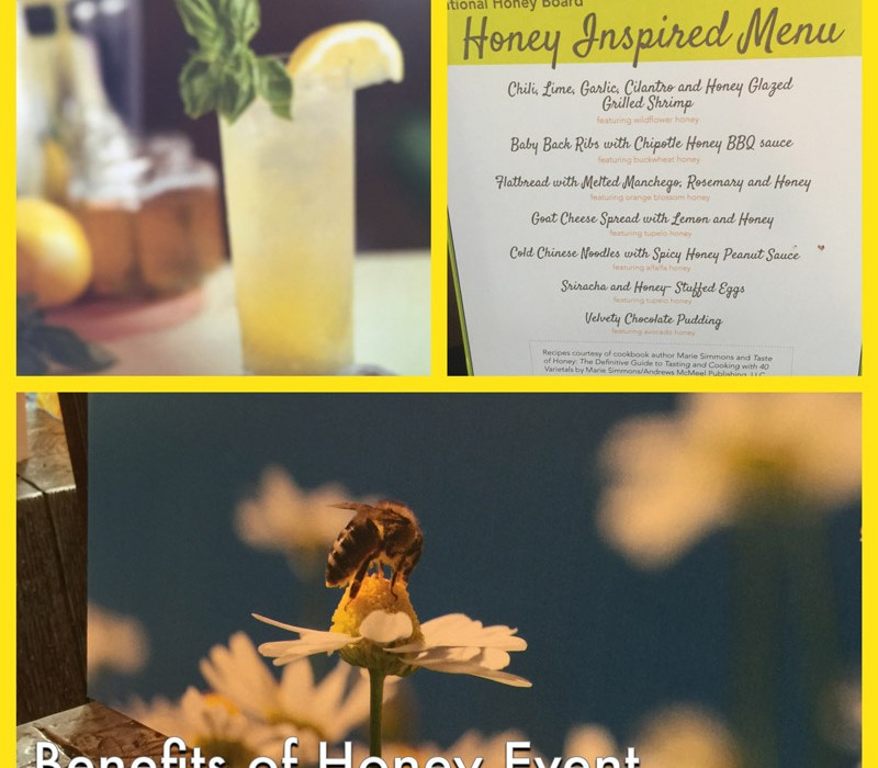 Benefits of Honey event in Washington DC. 10 Interesting Facts I learned at the #BenefitsOfHoney event. #spon