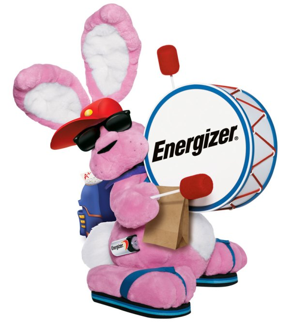 Energizer® Bunny is ready for back to school #summereading