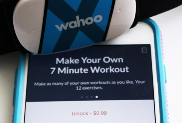 Make your own 7 minute workout.