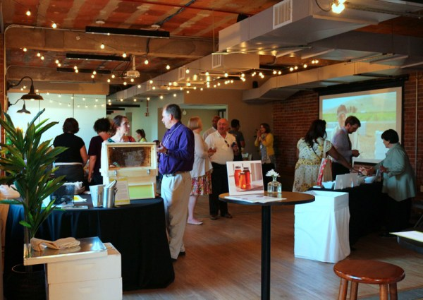 Honey Board Benefits of Honey event at The Loft in Washington DC. #BenefitsofHoney