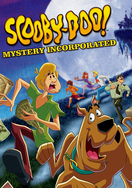 Scooby-Doo on Netflix #streamteam