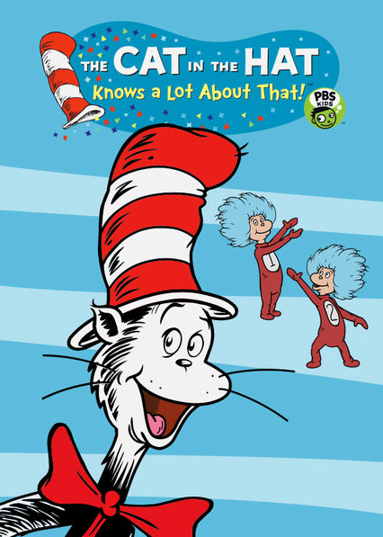 Cat in the Hat on Netflix #streamteam