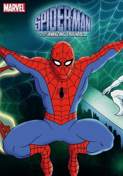Spiderman on Netflix #streamteam