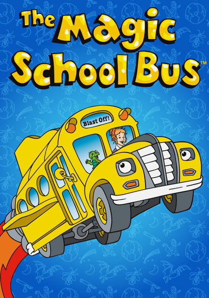 Magic School Bus on Netflix #streamteam