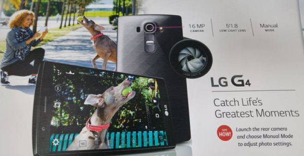 New LG G4 available @BestBuy takes RAW images #LGG4 #AD