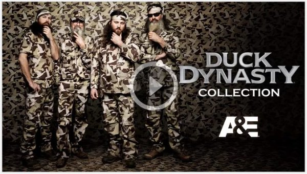 Duck Dynasty on Netflix; Netflix shows about families. #streamteam