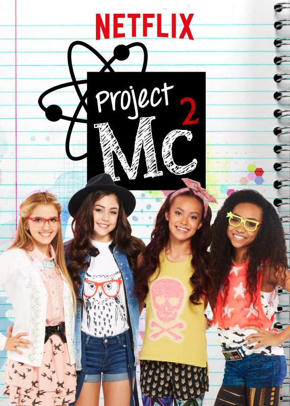 Project Mc2 Netflix #StreamTeam