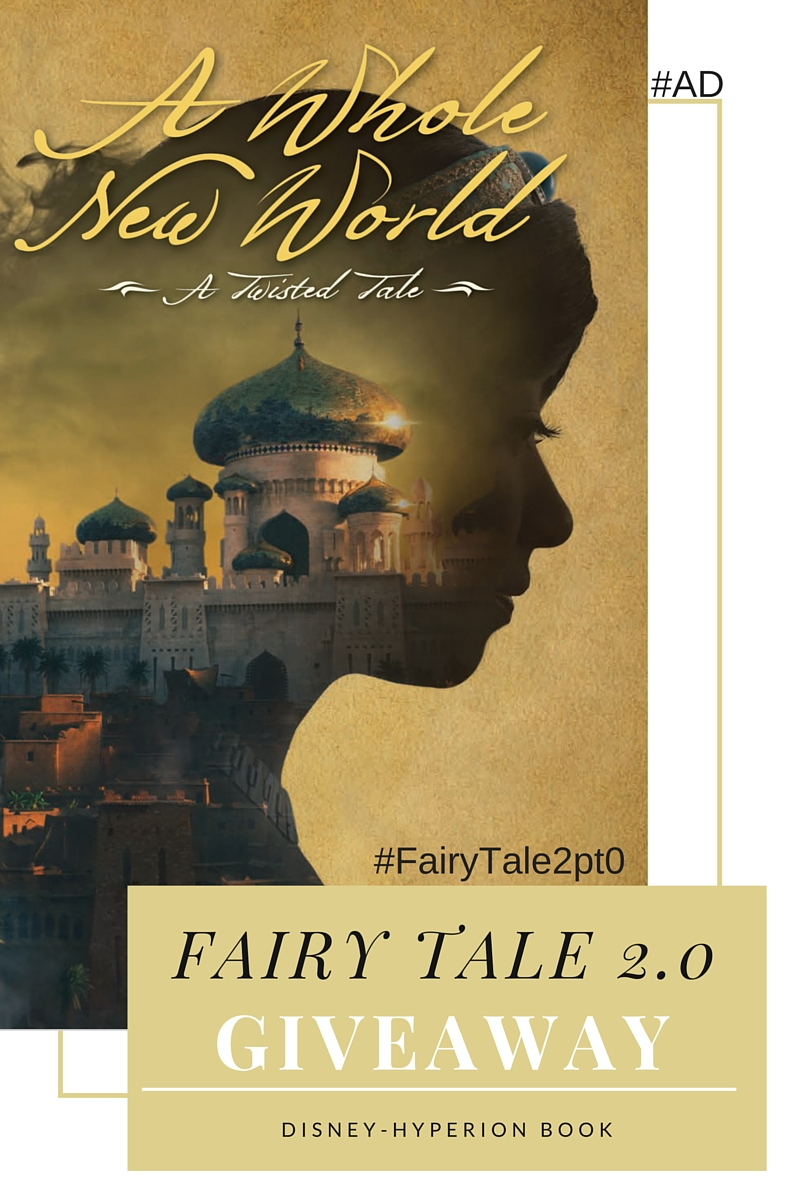 A Whole New World is a book in the Fairy Tale 2.0 collection. What if Aladdin hadn't found the lamp? #FairyTale2pt0