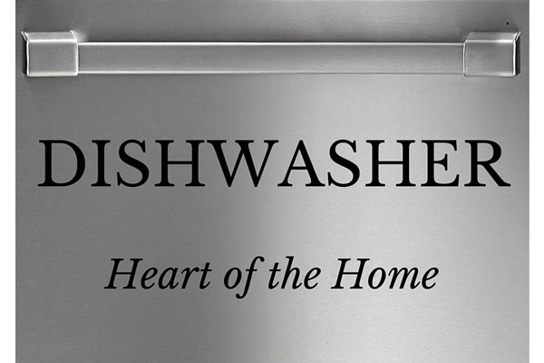 Kenmore dishwasher is the heart of the home #ArtofHome