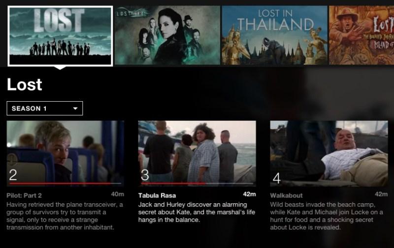 Lost: 5 Binge worthy shows on Netflix for Teen Girls #StreamTeam
