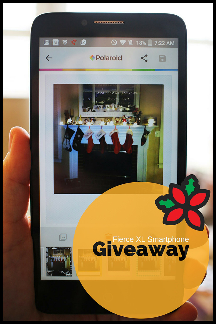ALCATEL ONETOUCH Fierce XL on metroPCS #Giveaway; Awesome photo features! #Sponsored