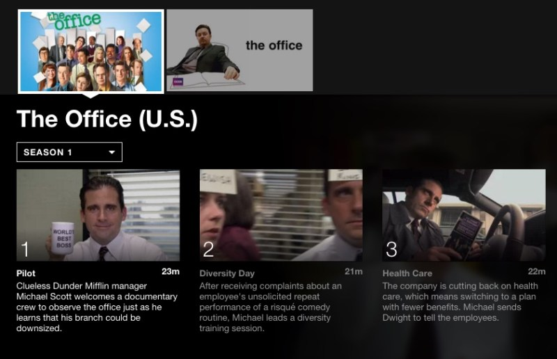 The Office; 5 binge-worthy shows on Netflix for tween boys. #StreamTeam