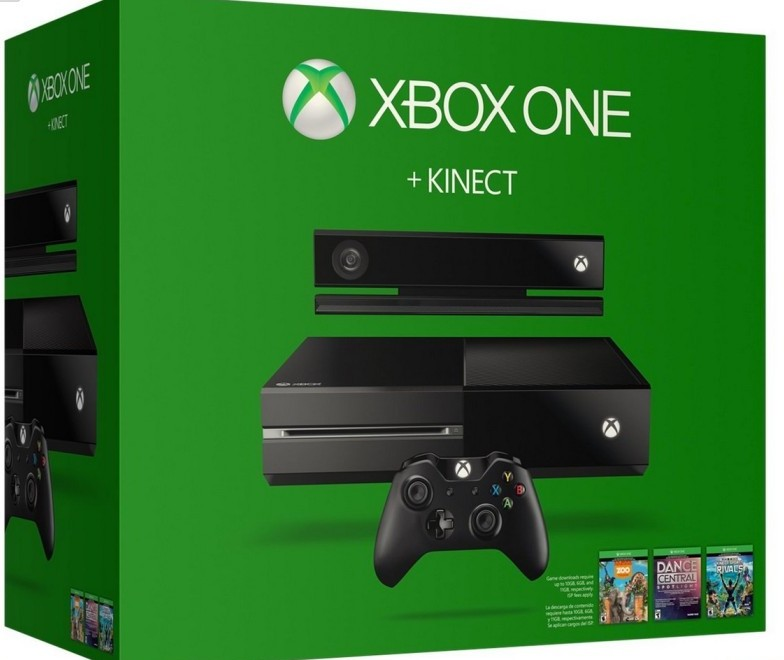 Xbox One With Kinect; tech gift guide