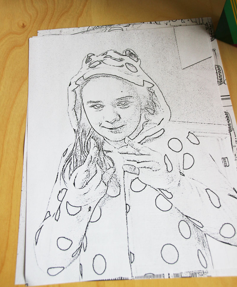 Print Your Own Coloring Pages For Adults Using An Epson Printer