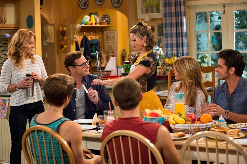 Fuller House, Season 1 now streaming on Netflix. #StreamTeam