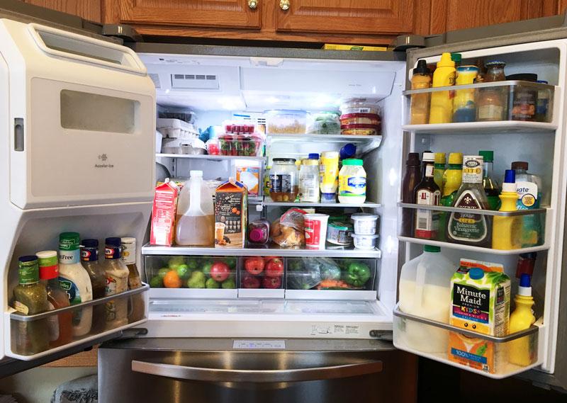 My Kenmore Refrigerator