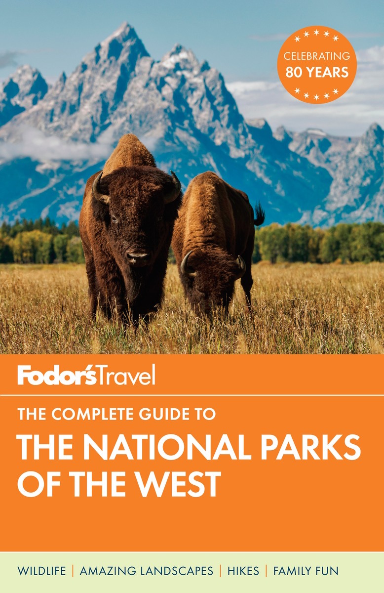 Fodor's National Parks of the West Travel Guide. Plan your family vacation with this extensive travel guide. Fully updated this year. Just released on May 10. #Giveaway includes the Fodor's book, 3 Audiobooks to listen while driving and $50 Visa Giftcard #FodorsOnTheGo