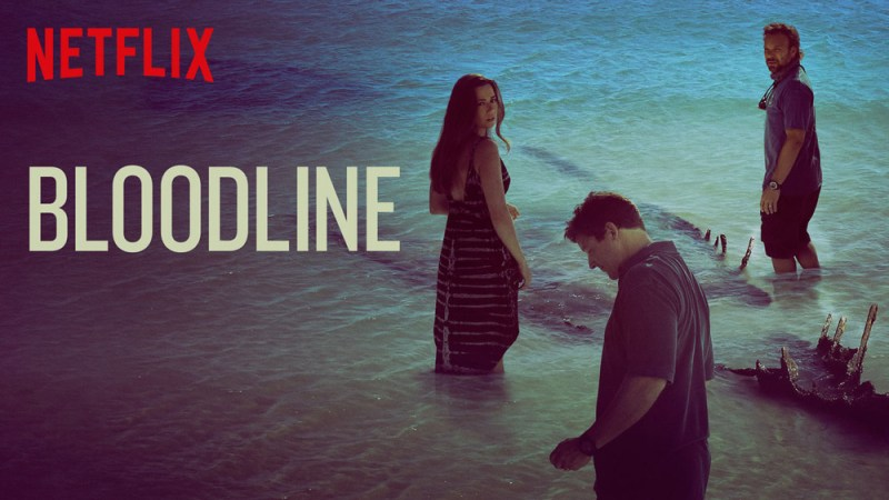 Season 2 of Bloodline on Netflix. #StreamTeam