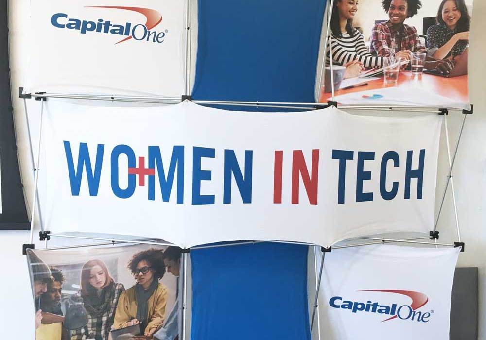 Women in Tech Demo Days at Capital One in DC #WITDemoDay @Angelhack @BlackGirlsCode