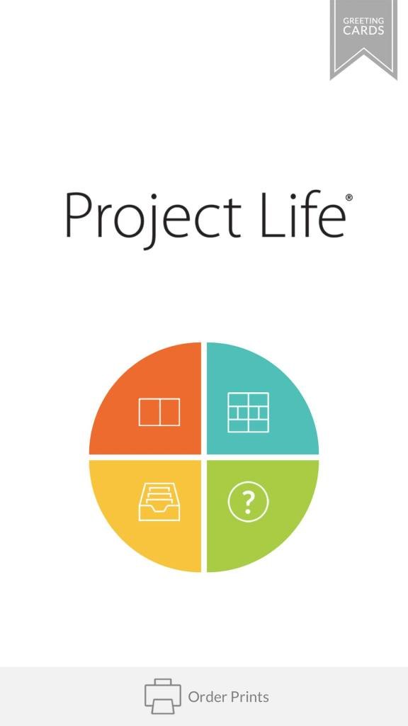 #ProjectLifeApp
