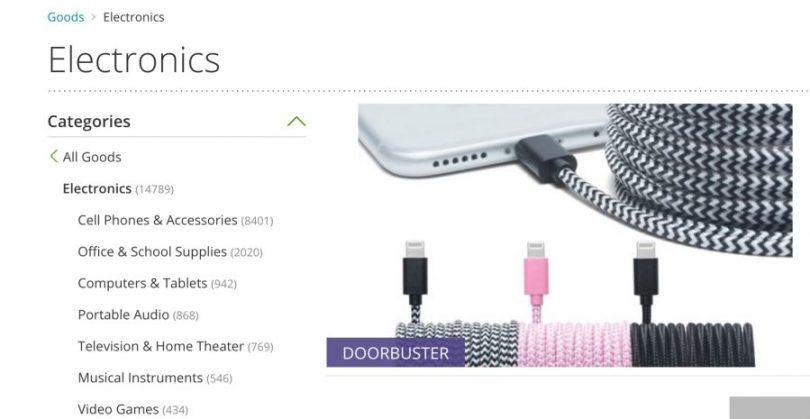 Electronic deals at Groupon Goods. #Groupon