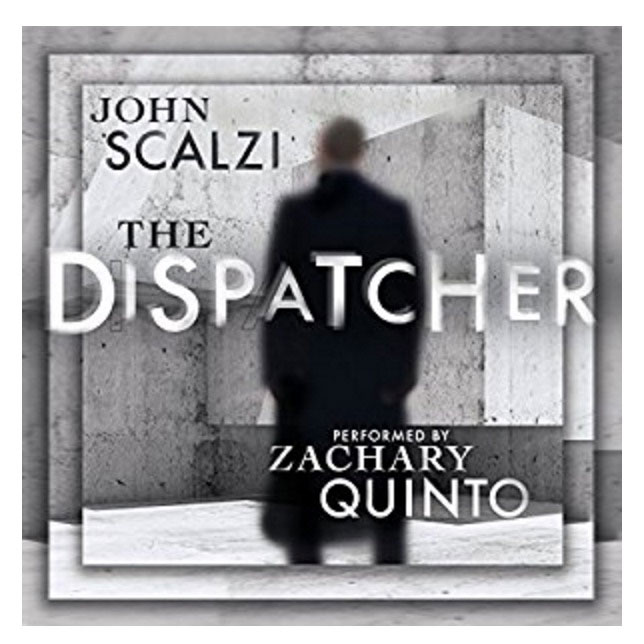 The Dispatcher available on Audible