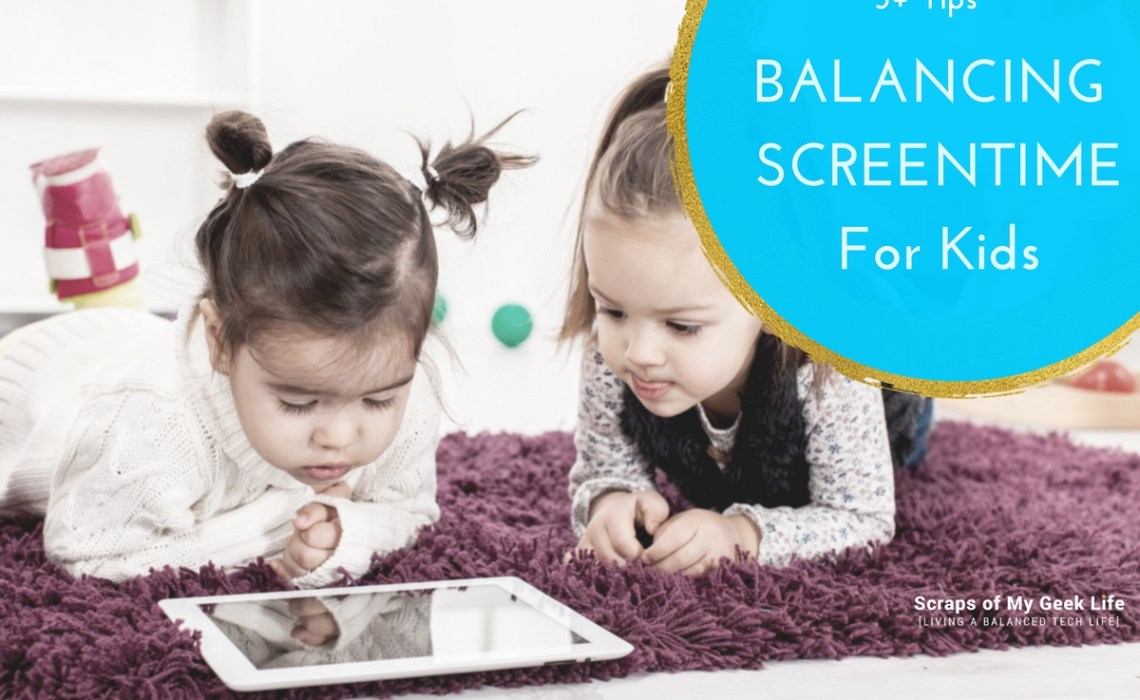 Looking for way to teach your kids to balance screen time? Technology is not going anywhere. Banning it isn't the answer. As parents, we need to teach our children how to use technology wisely. Technology needs to be balanced with all aspects of our lives. Screen Time Labs​ is a tool for you, the parents to help you teach your kids to balance screen time. Click below to read my 5+ tips for balancing screen time with kids. Share your tips for balancing screen time in your home. #sponsored #screentimelabs #technology #parentingtips #parentingapp