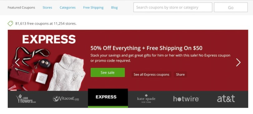 Groupon coupons has coupons for your favorite stores. #GrouponCoupons