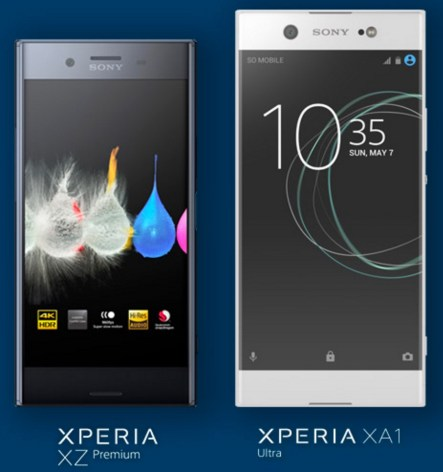 Sony Xperia Unlocked Phones at Best Buy