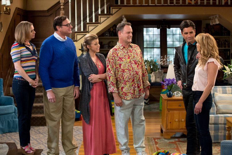 Fuller House, Season 3 on Netflix on September 22, 2017