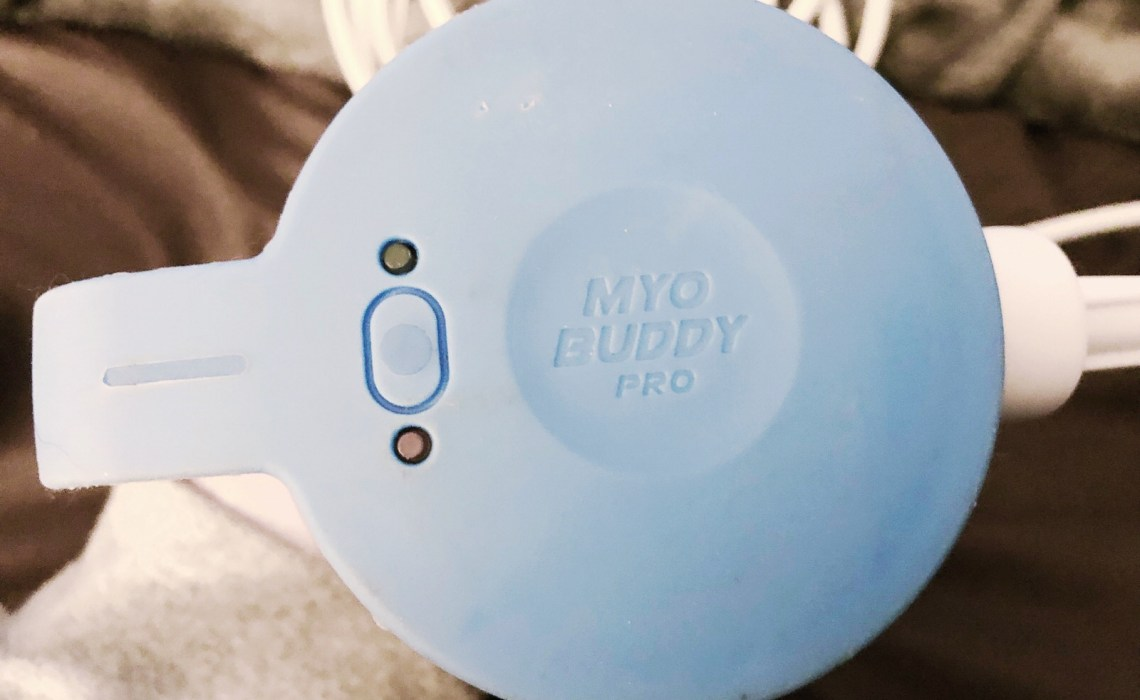 MyoBuddy Professional Massager for a professional massage at home.