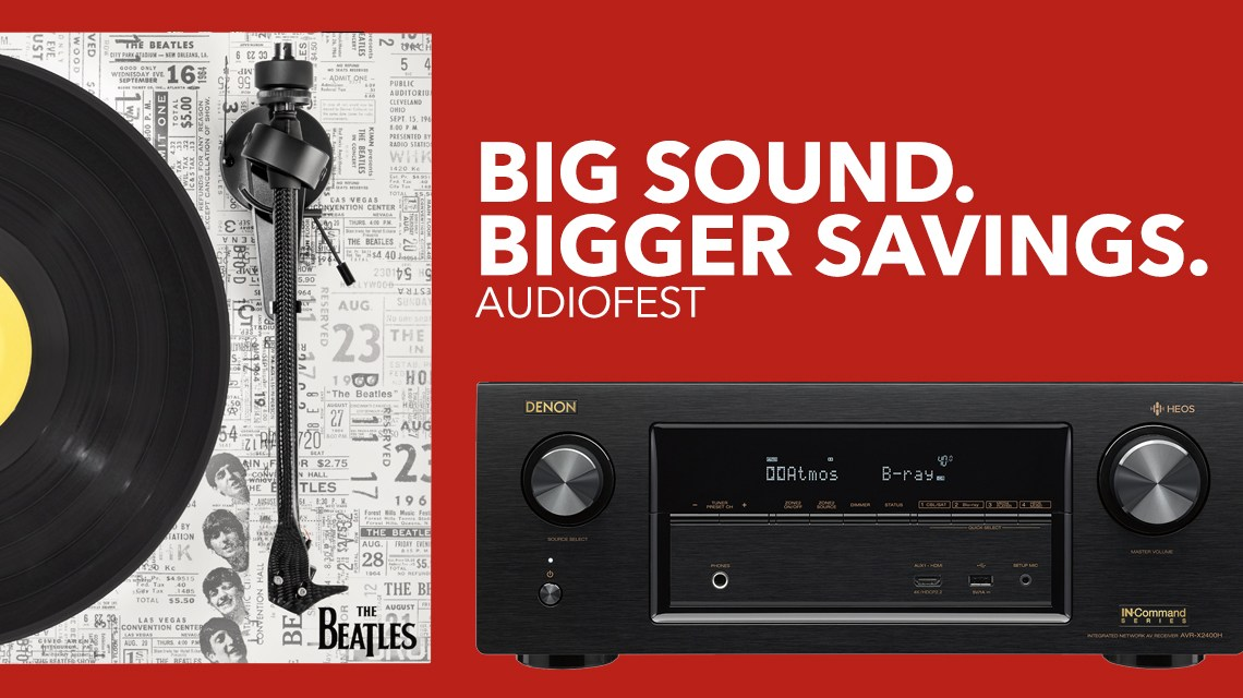 Magnolia March AudioFest at Best Buy