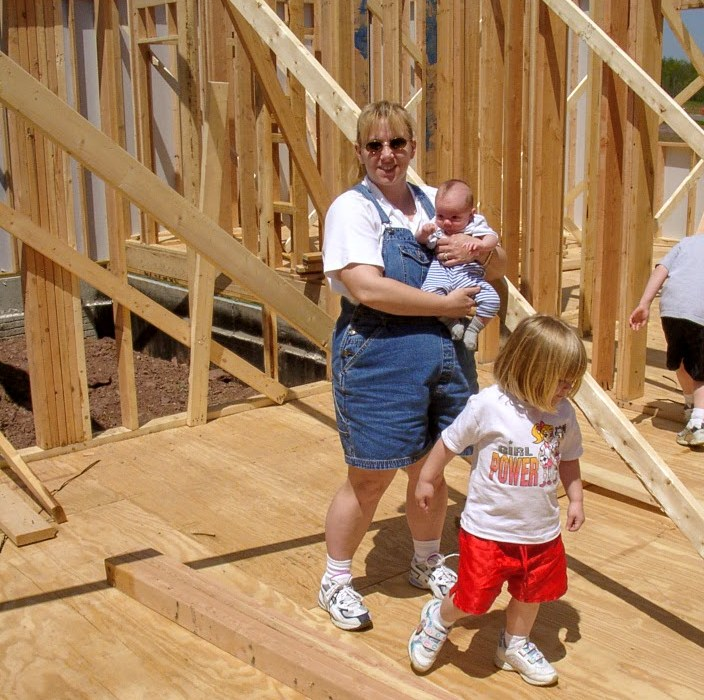 Building a healthy family home.