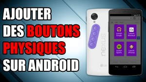 boutons dimple programmables tablette smartphone