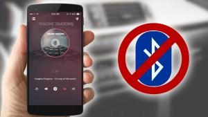 voiture sans bluetooth transmetteur fm musique téléphone câble