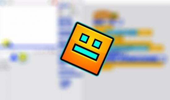 geometry dash Scratch Barcelona