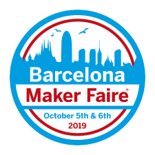 maker faire barcelona mochi robot