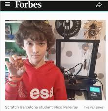 Forbes Scratch Barcelona