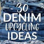 30 Denim Upcycling Ideas Using Old Jeans Scratch And Stitch