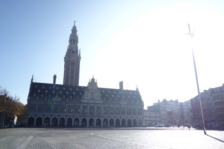 Leuven bibliotheek