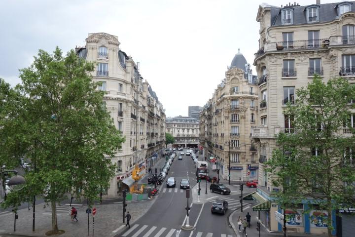 weekend in Parijs