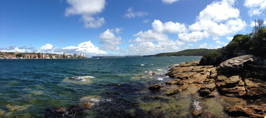 Australie Manly beach walk