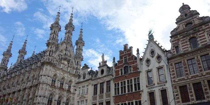 Grote Markt Leuven