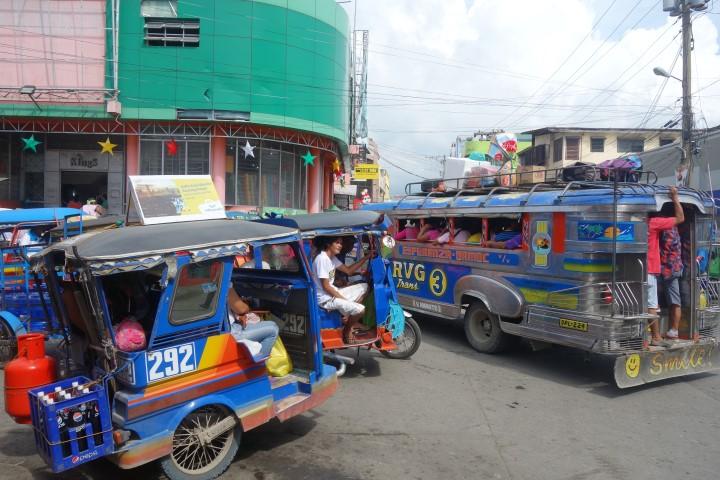 Filipijnen jeepney