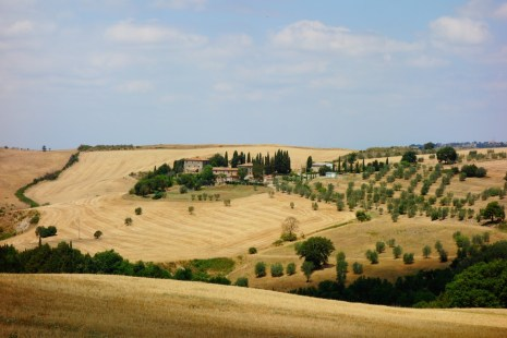 Roadtrip toscane