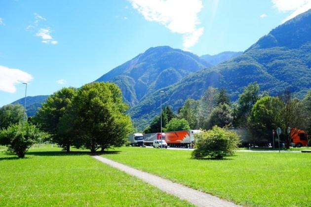 Zwitserland roadtrip 1