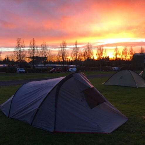 IJsland kamperen