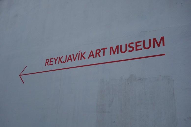 Rekjavik Art museum