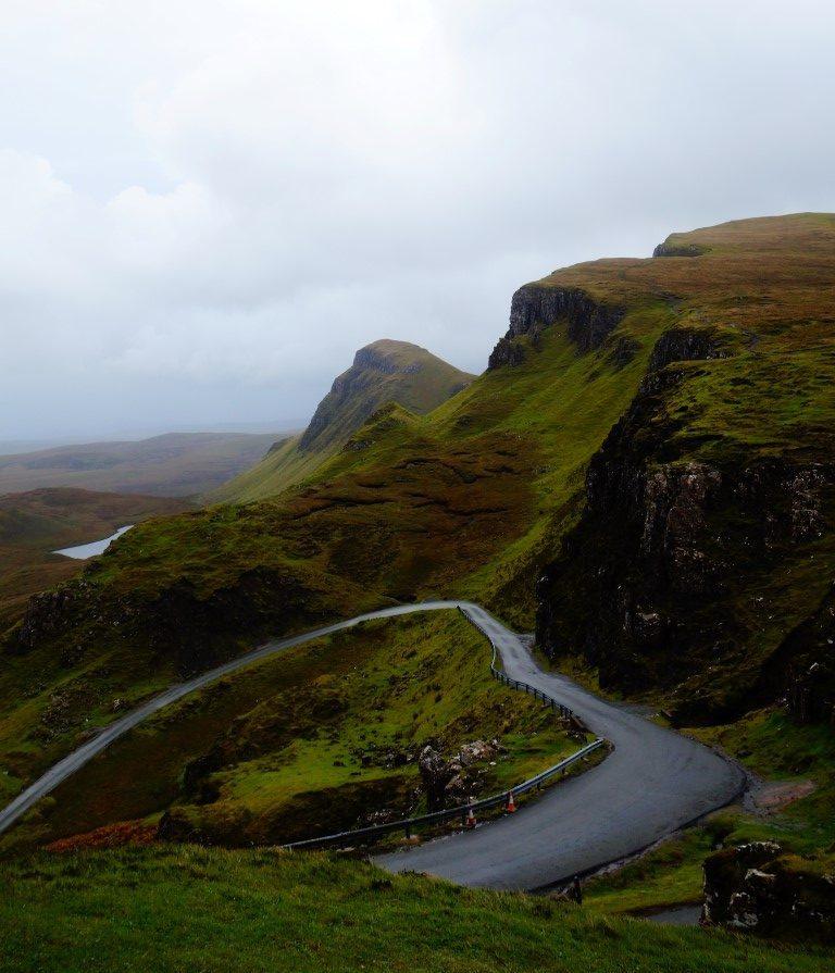Isle of Skye herfst